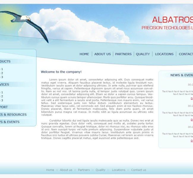 Albatross Precision Technologies Ltd