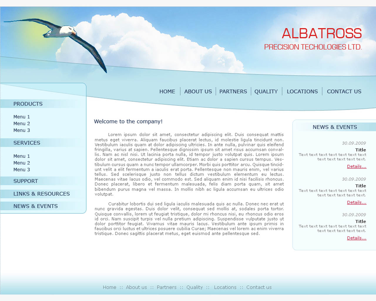 Albatross Precision Technologies Ltd